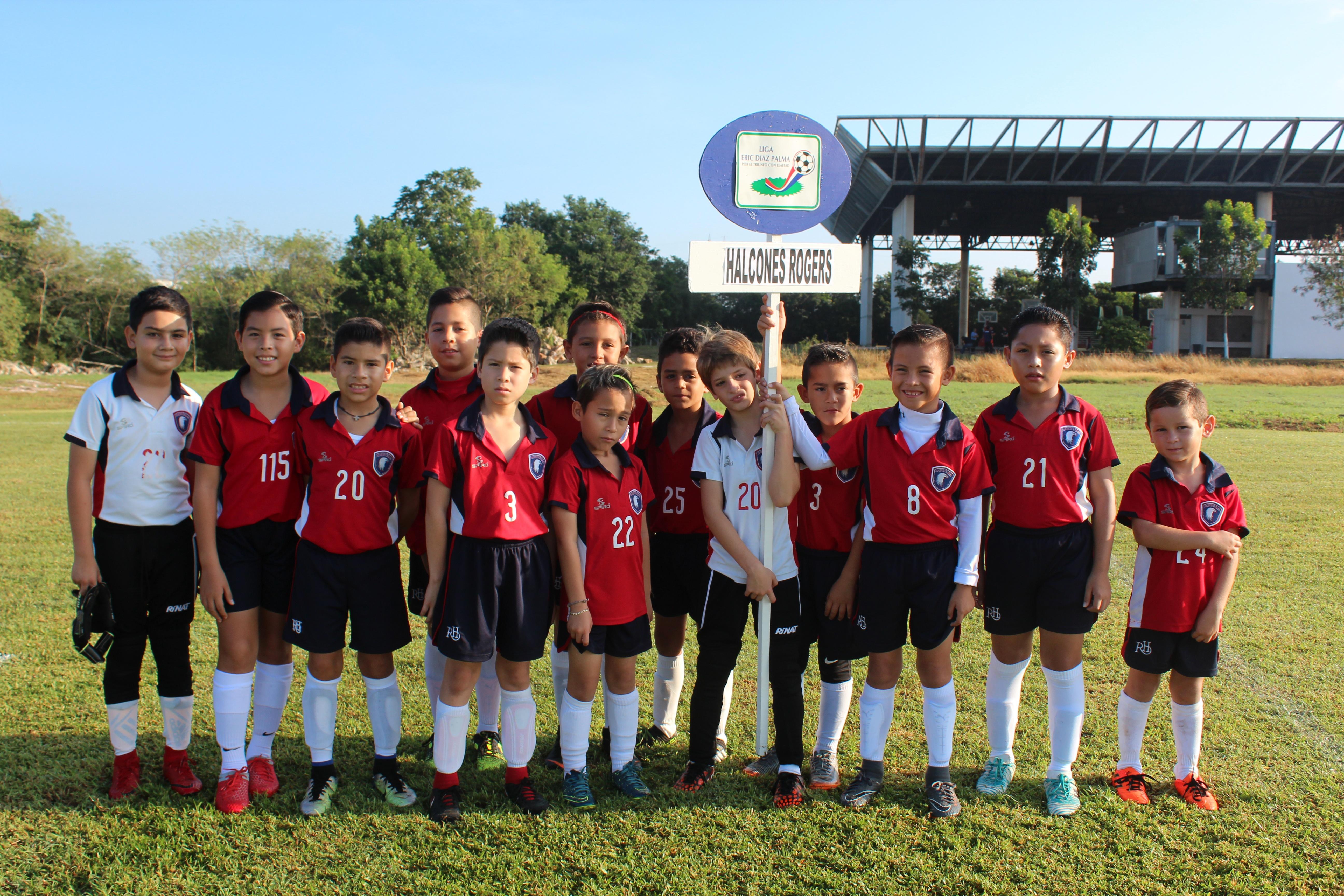 Ligas de futbol infantil en Merida Yucatan