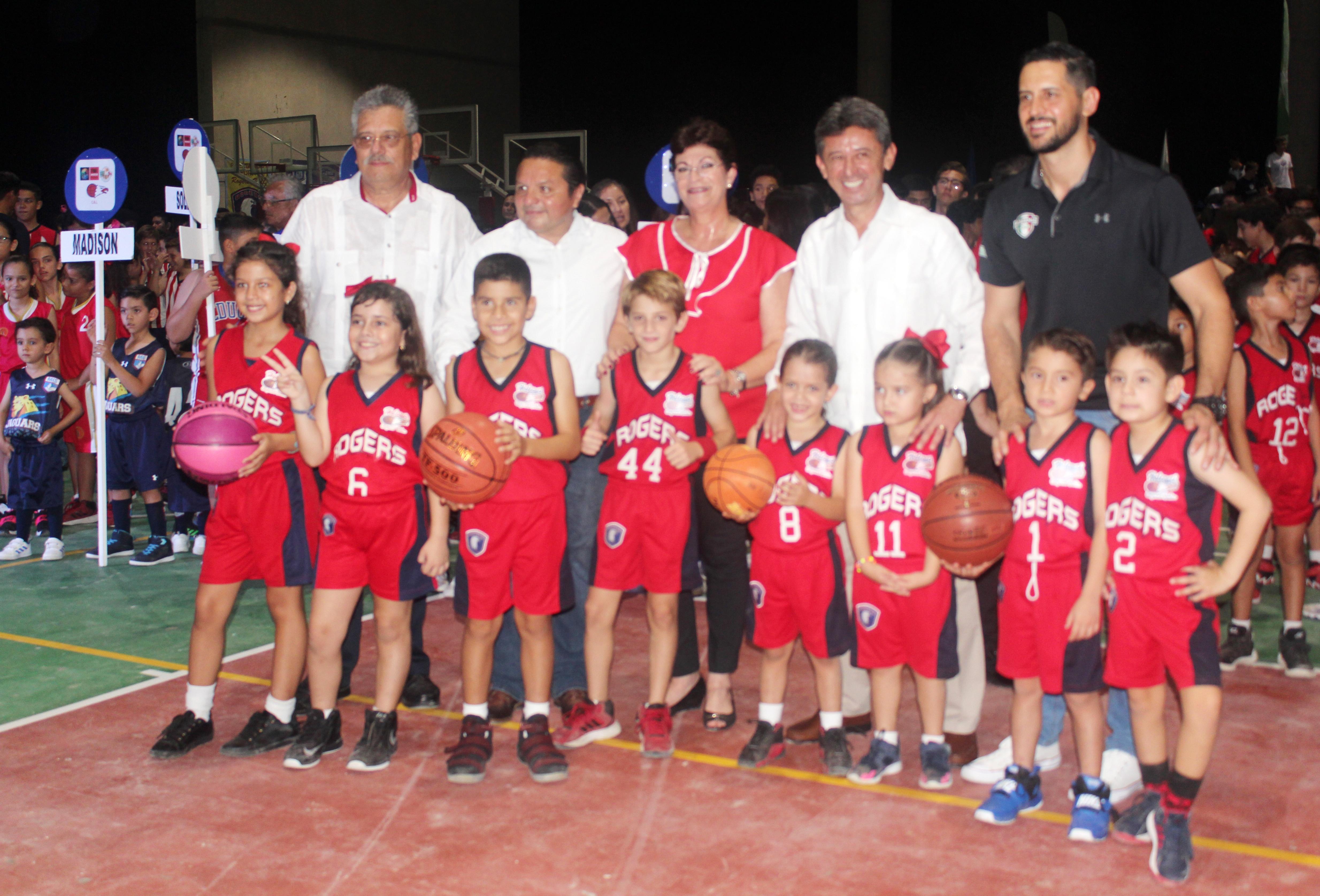 Liga de basquetbol en Merida_RogersHall