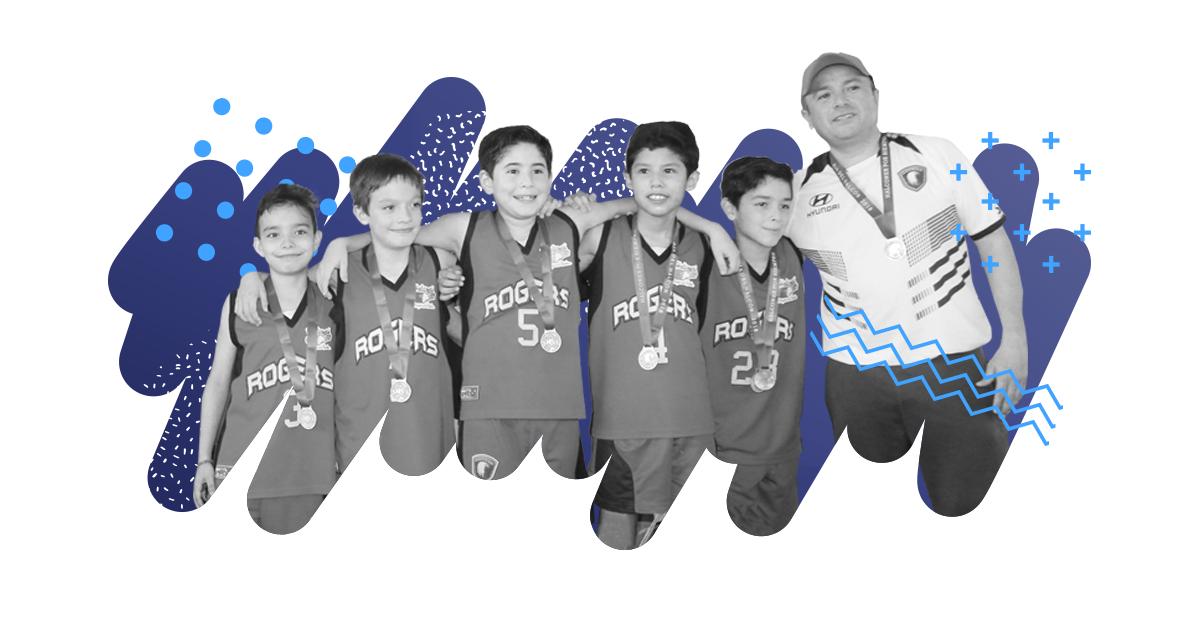 deportes extraescolares para niños en Merida
