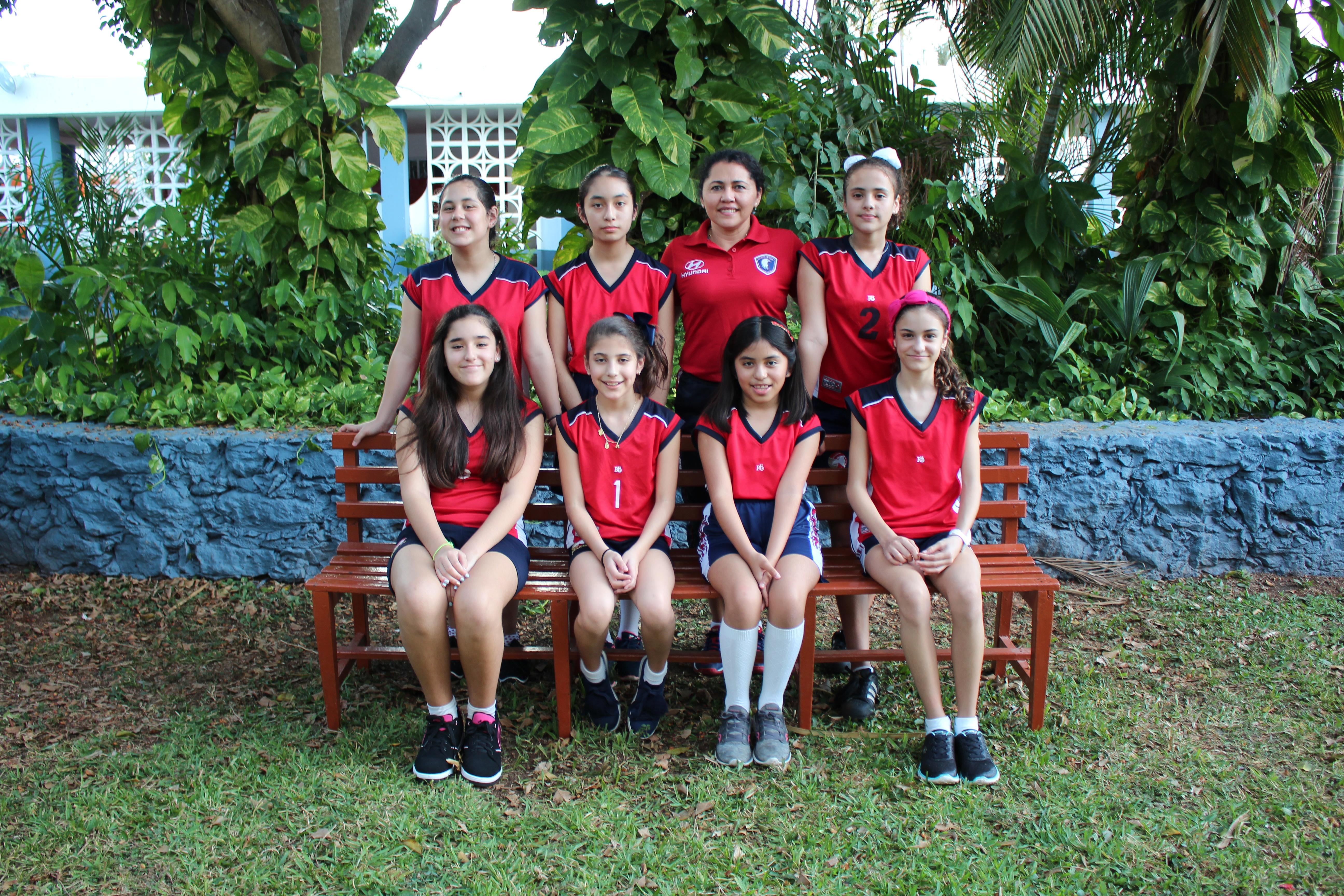 Deportes para niños 6 a 12 años_ voleibol