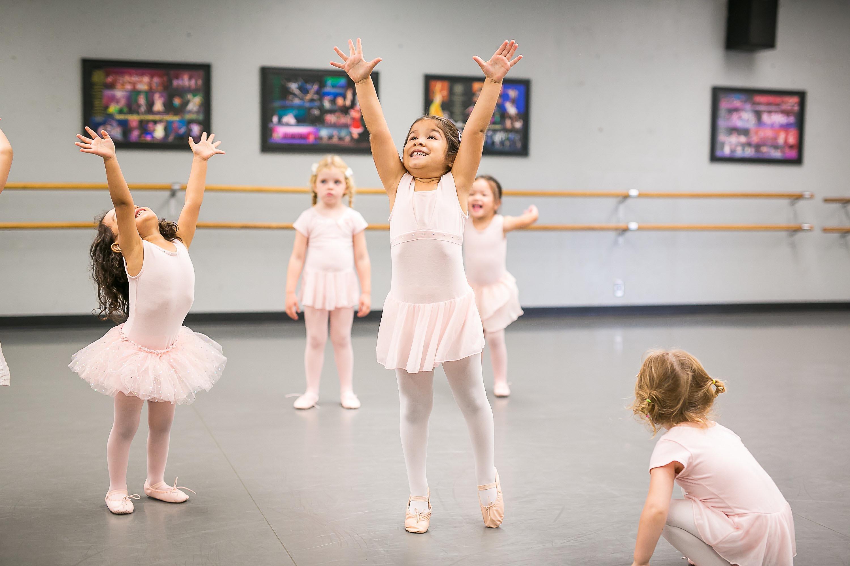 danza para niños y niñas