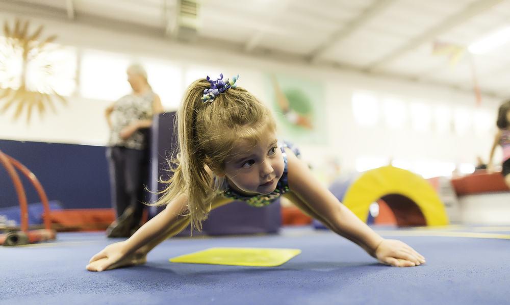 deportes para niños de 2 a 3 años