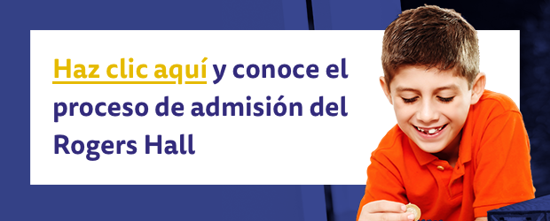 admisiones Rogers Hall 2016